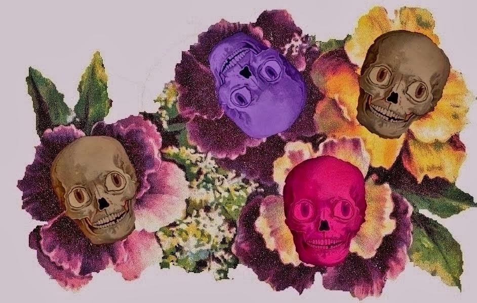 SkullPansy