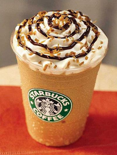 Starbucks Drinks: All Under 190 Calories