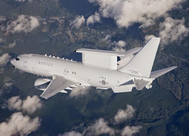 Pesawat intai strategis B-737 AEW&C