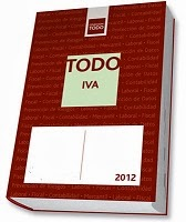 obligaciones formales IVA 2012