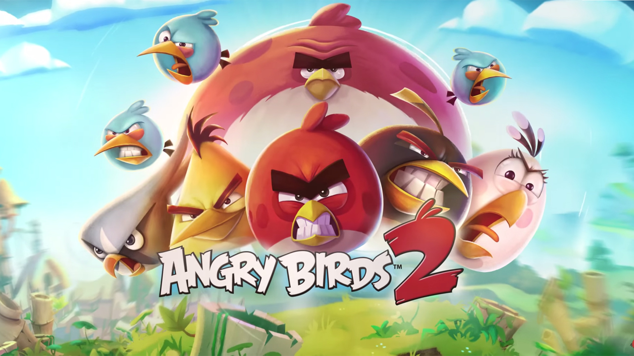 Angry Birds 2 Gameplay IOS / Android