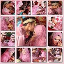 Nikah Day ~ 26.3.2011 ~ dengan sekali lafaz sah menjadi suami isteri