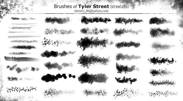 Custom Brushes of Tyler Street