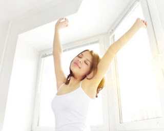 6 Tips Sehat Setelah Bangun Pagi