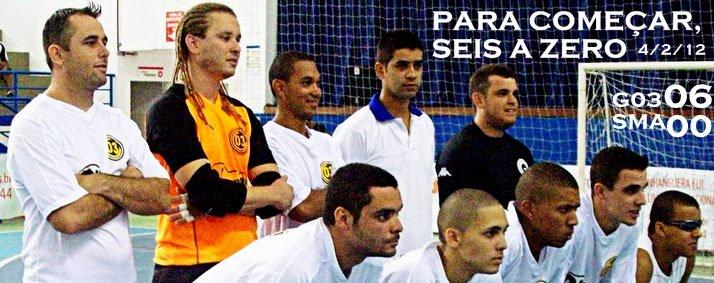 Grêmio 03 Futsal 06 x 00 Sinésio Martins