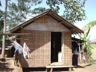 Contoh Rumah Adat Sunda