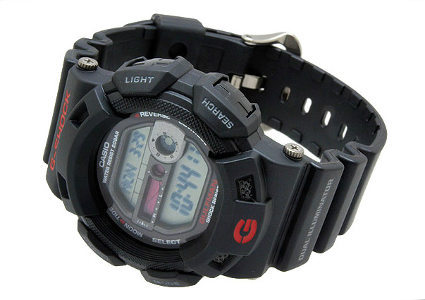 Casio Watch G-9100-1HDR