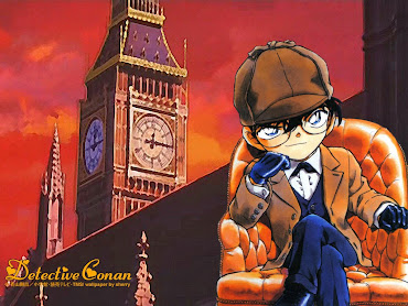 #13 Detective Conan Wallpaper