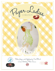 March Paper Ladies available NOW