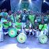 Sambas da Chave Branca estreiam na disputa da Mocidade