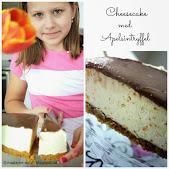Cheesecake med apelsinsmak