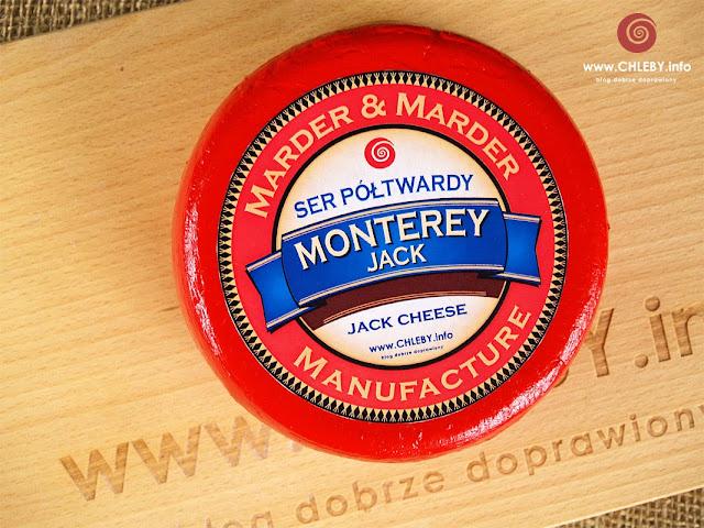 Ser żółty Monterey Jack - Jack cheese