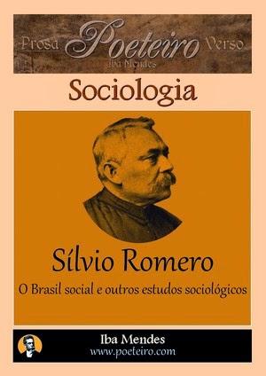 O Brasil social e outros estudos sociológicos, de Sílvio Romero