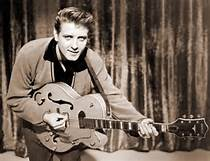 October's Birthday Artist * Eddie Cochran *