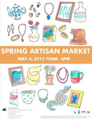 SAG Spring Market Graphic