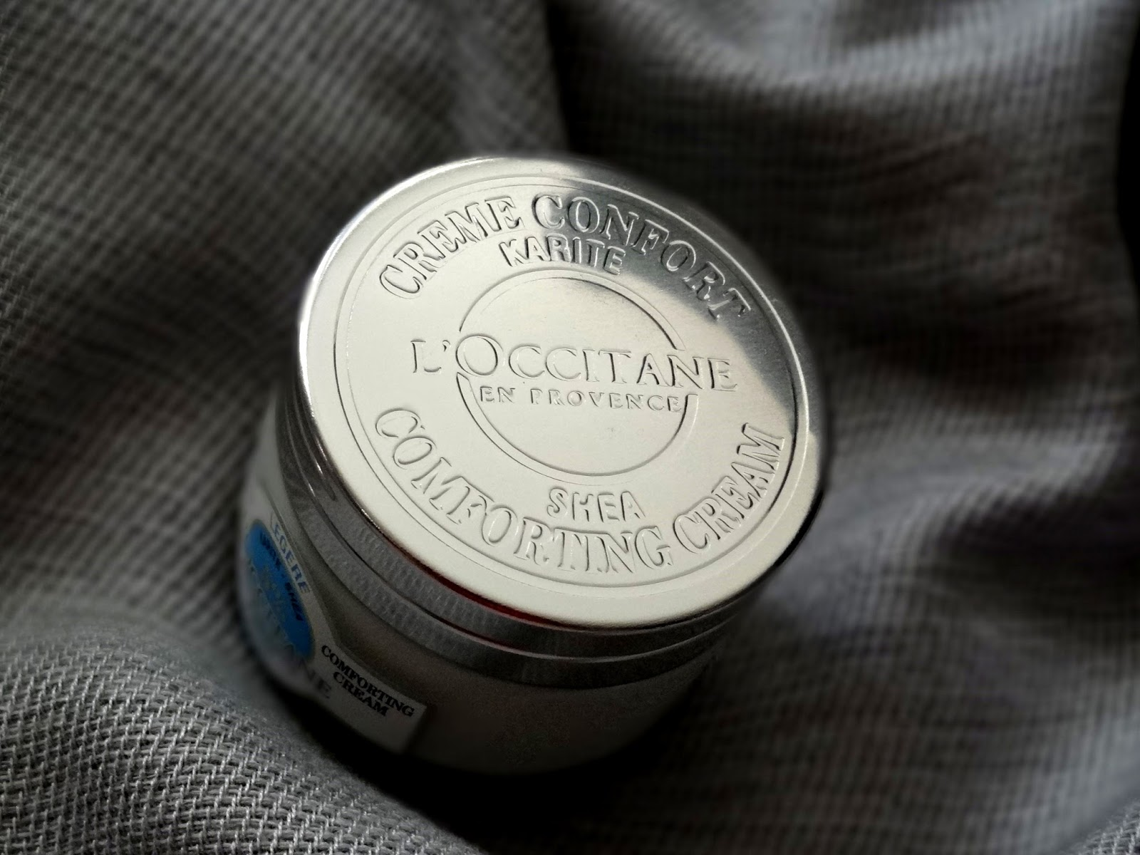 L'Occitane Shea Butter Light Comforting Cream Review, Photos