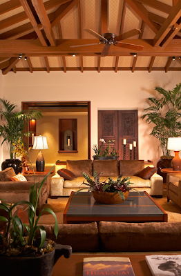 sala estilo tropical