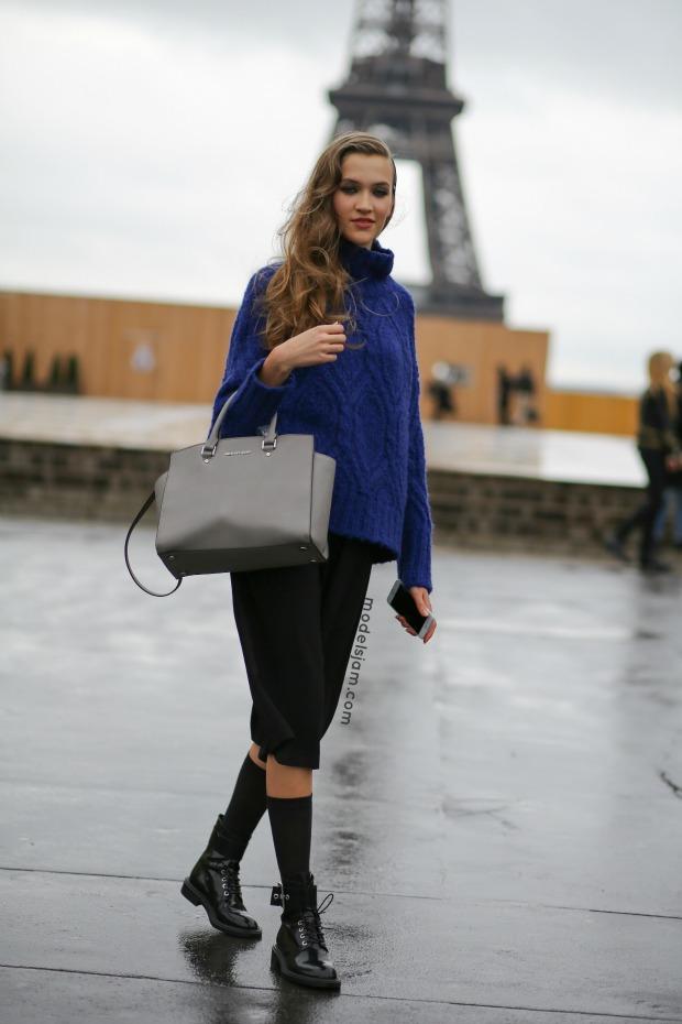 Paulina King, Paris, January 2015