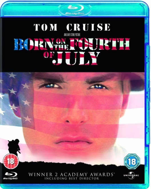 Born on the Fourth of July 1989 Dual Audio Hindi English 300mb BRRip 480p