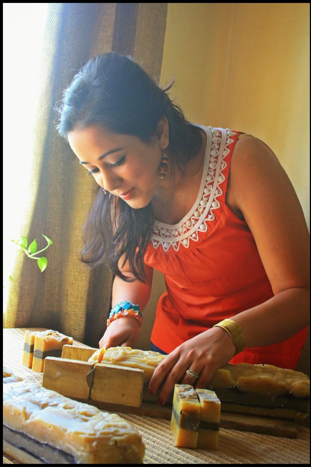 Burst of Happyness - Story Of A Women Entrepreneur image