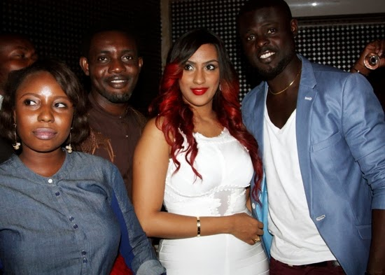 juliet ibrahim birthday party