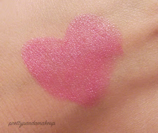 Inglot Classic lipstick in shade 254 review and swatches