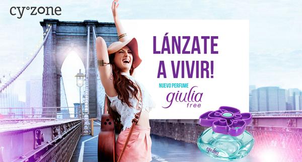 Lánzate-Giulia Free-video-especial-HOY-Florencia-Piso-21