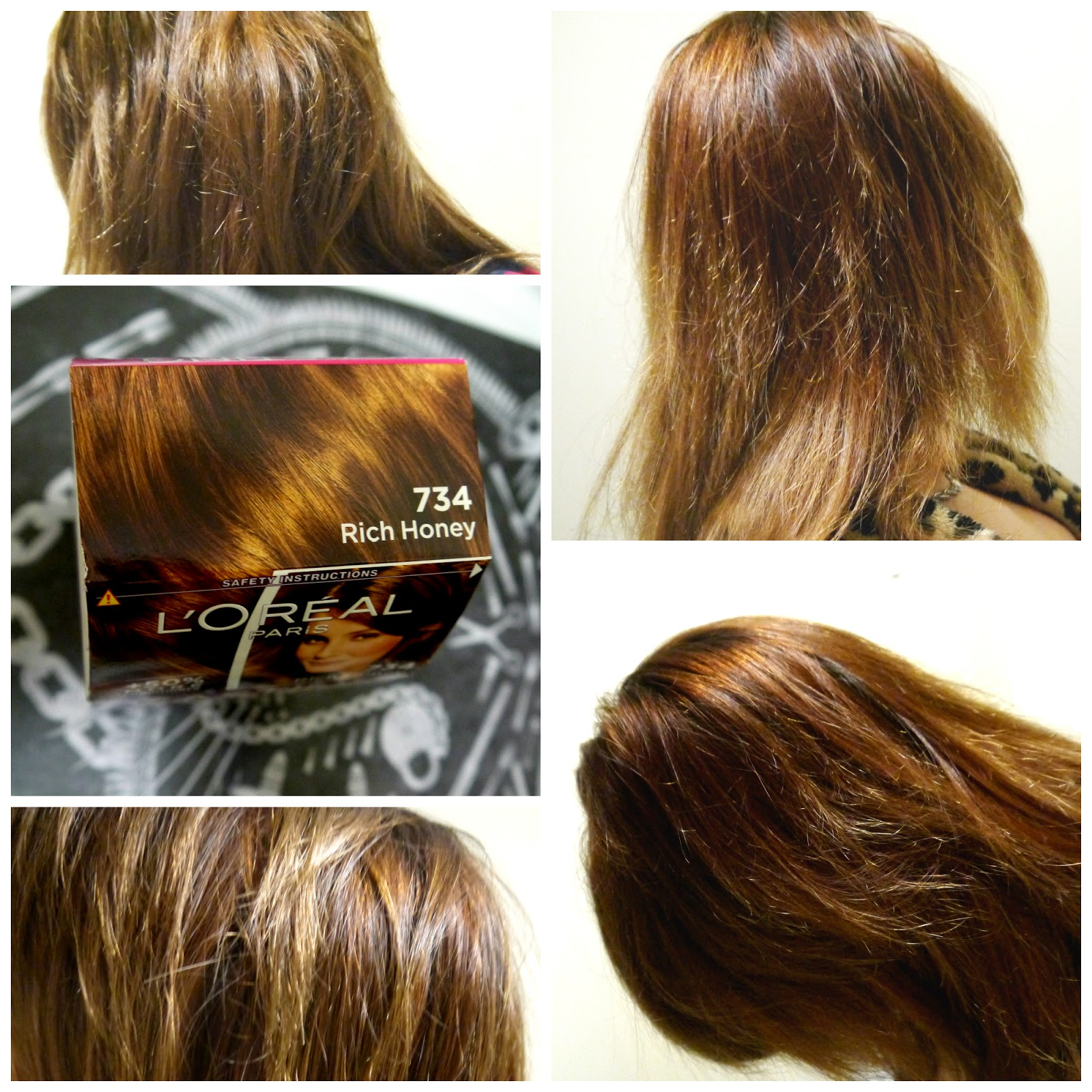 Review L Oreal Casting Creme Gloss Hair Dye In Rich