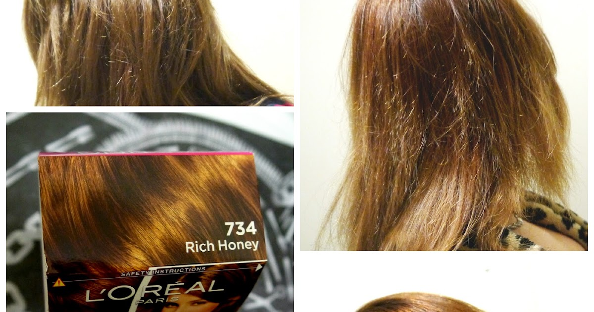 In Beauty L Oreal Casting Creme Gloss Hair Dye In Rich