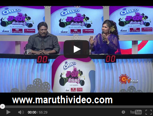 Sun Singer - 11.08.2013 with S.P.Balasubramaniam