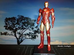 Coleção Marvel Figurine Nº 12