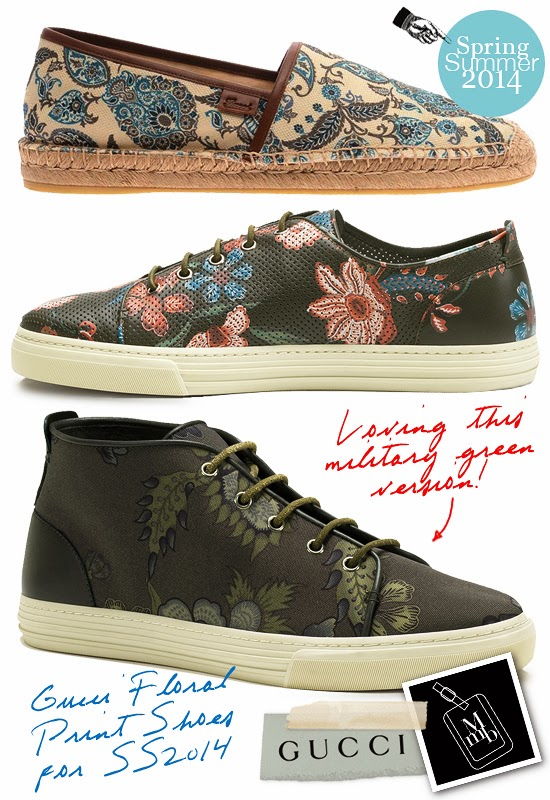mymanybags gucci floral print mens shoes for spring