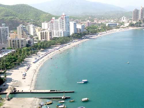 Santa Marta Colombia  city images : Lugares de Colombia: Playas de Santa Marta. Colombia