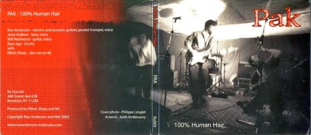 PAK - 100% Human Hair (cover)