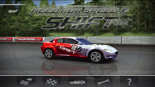 Need for Speed ™ Shift HD Symbian Mobile Game