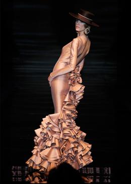 moda flamenca Vicky Martín Berrocal