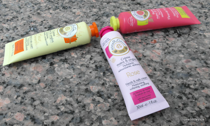 One Little Vice Beauty Blog: Roger & Gallet Winter Updates