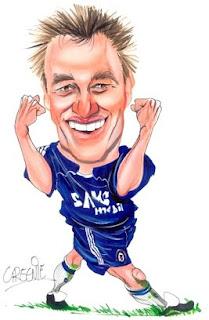 Karikatur John Terry