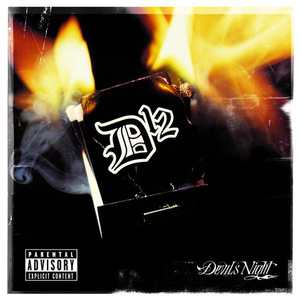 D12 - Devil's Night Cover