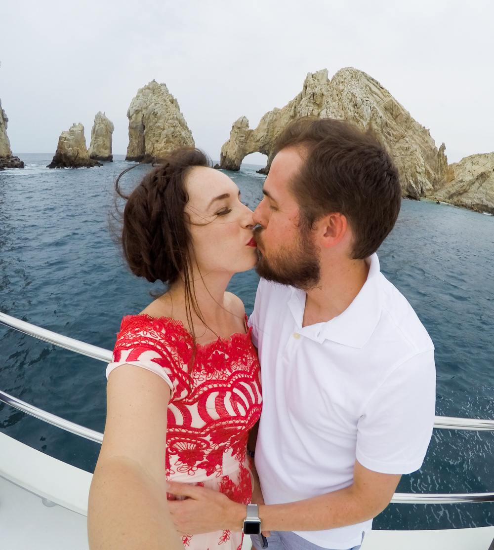 The Famous Cabo Arch Sunset Cruise