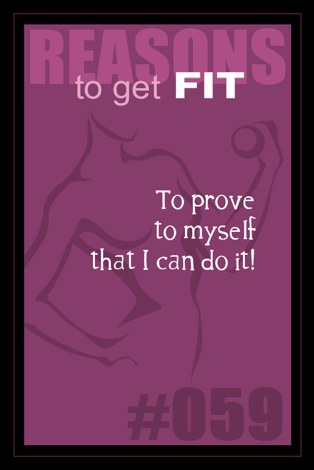 365 Reasons to Get Fit #059
