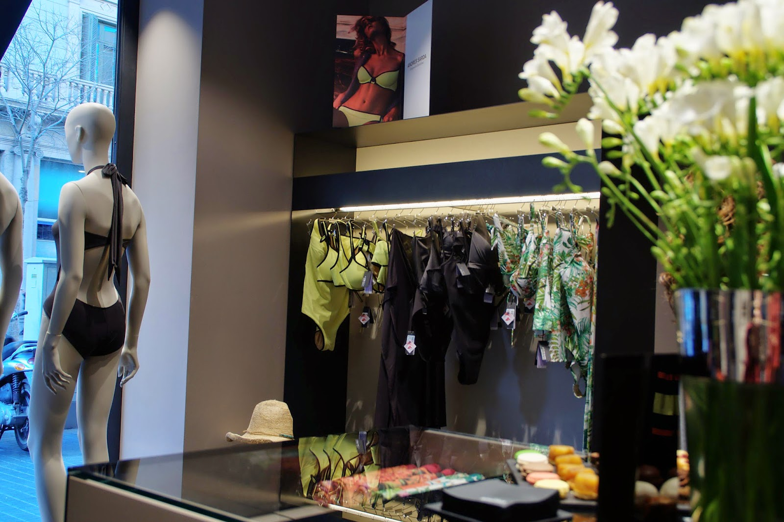 Boutique Andres Sarda Barcelona