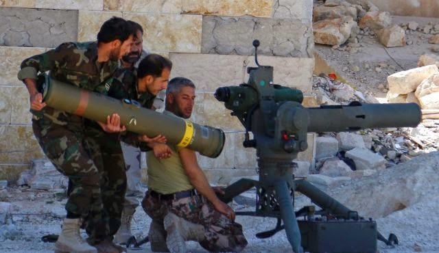 America's Creeping Into Syria Will Hang Itself in Ukraine