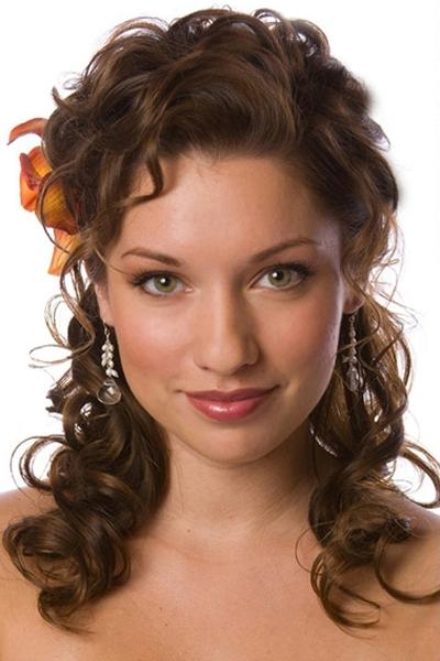 Peinados Con Pelo Suelto Rizado sencillo YouTube - Peinados De Rizos Sueltos