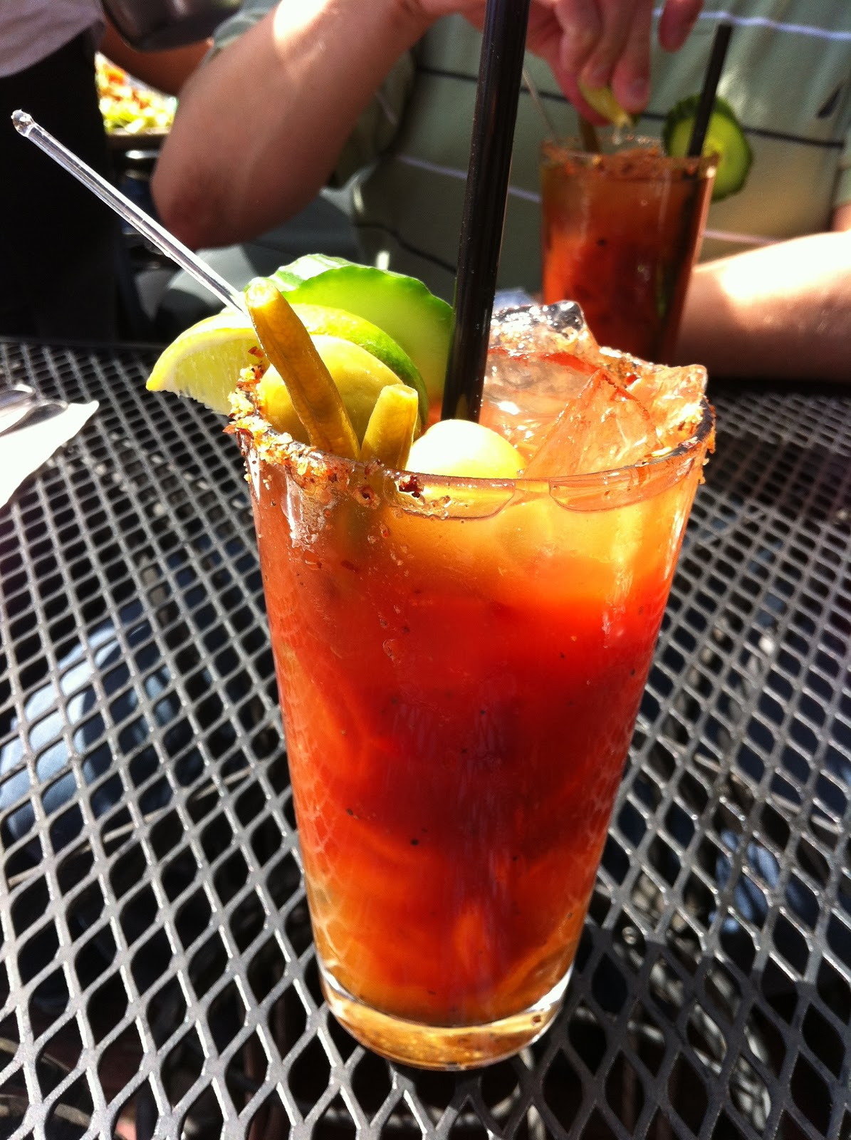 Desire to Inspire: Mixology Monday: The Ultimate Bloody Mary