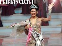 Foto Biodata Maria Selena, Jawara Puteri Indonesia 2011