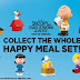 Press Release: Have Fun With Snoopy And The Gang With Every McDonald's Happy Meal