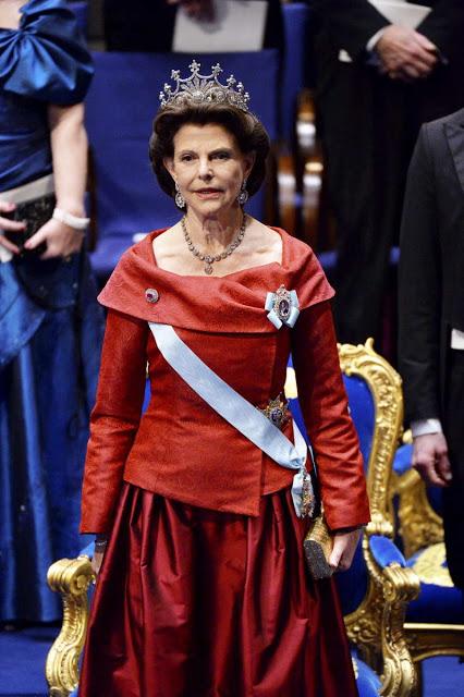 The 2015 Nobel Prize Awards Ceremony In Stockholm