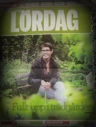 Reportage i Folkbladet/Sköna Lördag