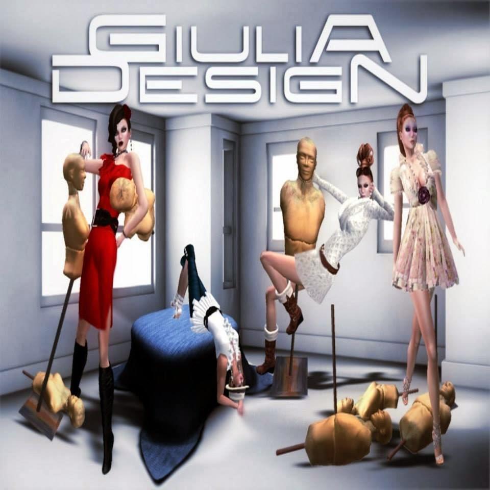 Giulia Designs, Patrocinante Oficial de Miss Mundo Virtual 2014